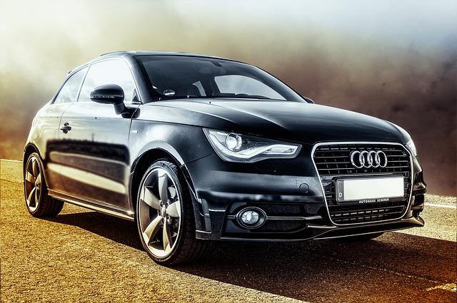 nové Audi