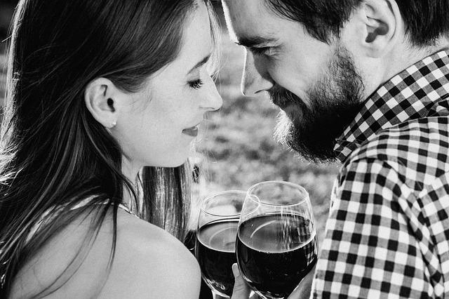 žena a muž